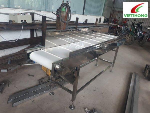 băng tải giúp doanh nghệp trong sản xuất